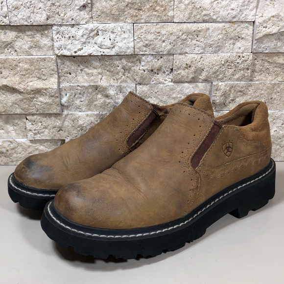 Ariat Shoes Clogs Non Slip Work Ranch